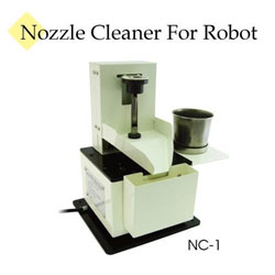 NOZZLE CLEANER FOR ROBOT
