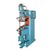 Special Spot Welder - Up and Down Pressure Force Type Model S2-6-355DH